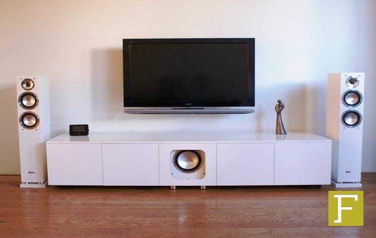 Fijntimmerwerk - Tv hoek meubels ...